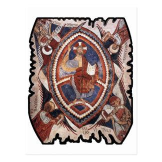 Siglo XII - Cristo Pantocrator Tarjetas Postales