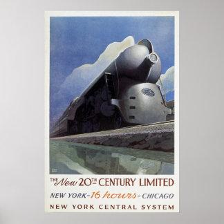 Siglo XX limitado Póster