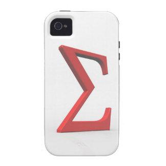 Sigma 2 vibe iPhone 4 fundas
