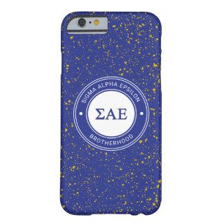 Sigma Alpha Epsilon | Badge Barely There iPhone 6 Case