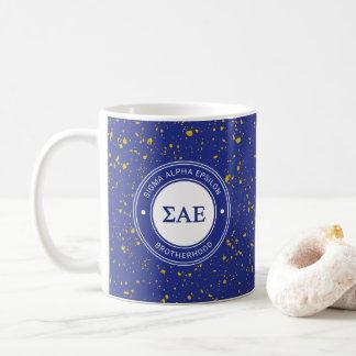 Sigma Alpha Epsilon | Badge Coffee Mug