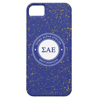 Sigma Alpha Epsilon | Badge iPhone SE/5/5s Case