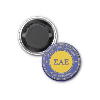 Sigma Alpha Epsilon | Badge Magnet