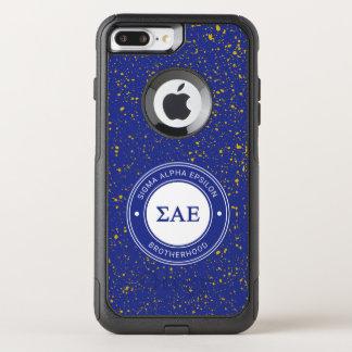Sigma Alpha Epsilon | Badge OtterBox Commuter iPhone 7 Plus Case