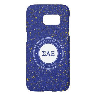 Sigma Alpha Epsilon | Badge Samsung Galaxy S7 Case