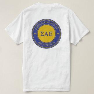 Sigma Alpha Epsilon | Badge T-Shirt