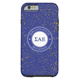 Sigma Alpha Epsilon | Badge Tough iPhone 6 Case