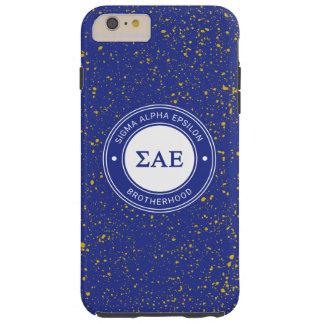 Sigma Alpha Epsilon | Badge Tough iPhone 6 Plus Case