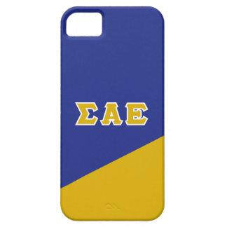 Sigma Alpha Epsilon | Greek Letters iPhone SE/5/5s Case