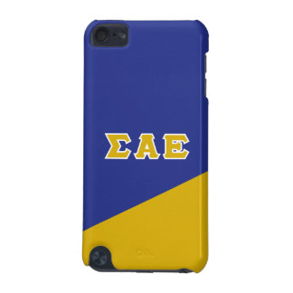 Sigma Alpha Epsilon | Greek Letters iPod Touch (5th Generation) Cover
