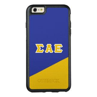 Sigma Alpha Epsilon | Greek Letters OtterBox iPhone 6/6s Plus Case