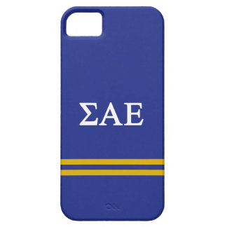 Sigma Alpha Epsilon | Sport Stripe iPhone SE/5/5s Case