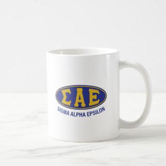 Sigma Alpha Epsilon | Vintage Coffee Mug
