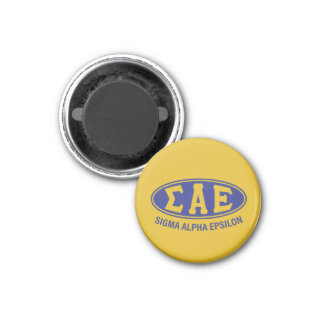 Sigma Alpha Epsilon | Vintage Magnet