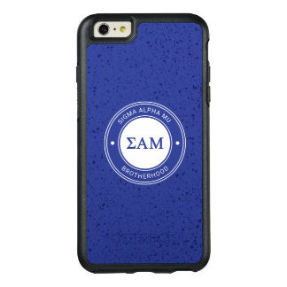 Sigma Alpha Mu | Badge OtterBox iPhone 6/6s Plus Case