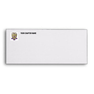 Sigma Alpha Mu Crest Envelope