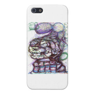 Sigma Cantor Omega Jump iPhone 5 Cases