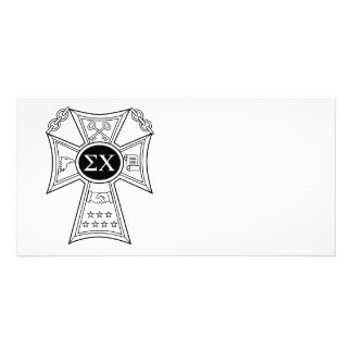 Sigma Chi Badge Card