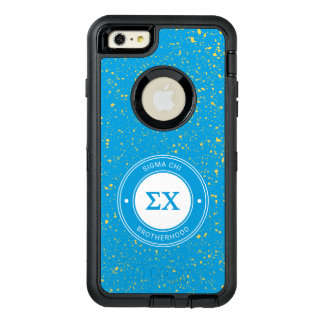 Sigma Chi | Badge OtterBox Defender iPhone Case