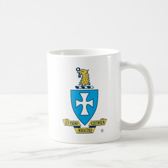 Sigma Chi Crest Logo Coffee Mug