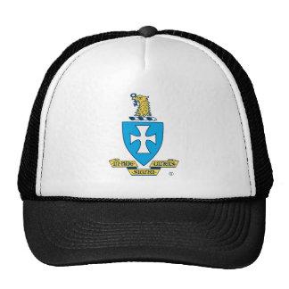 Sigma Chi Crest Logo Hats