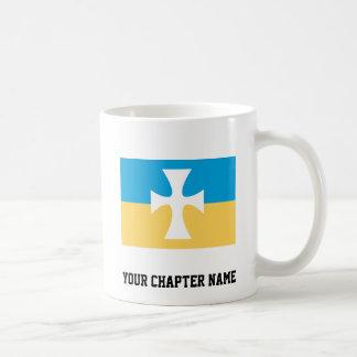 Sigma Chi Flag Coffee Mug