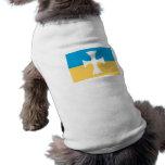 Sigma Chi Flag Pet Clothing