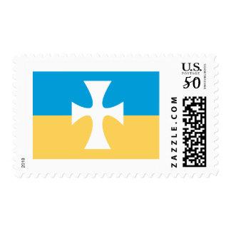 Sigma Chi Flag Postage