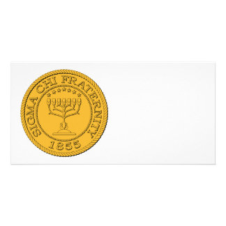 Sigma Chi Grand Seal Color Card