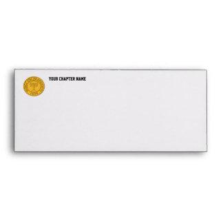 Sigma Chi Grand Seal Color Envelope
