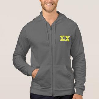 Sigma Chi Yellow Letters Sweatshirts