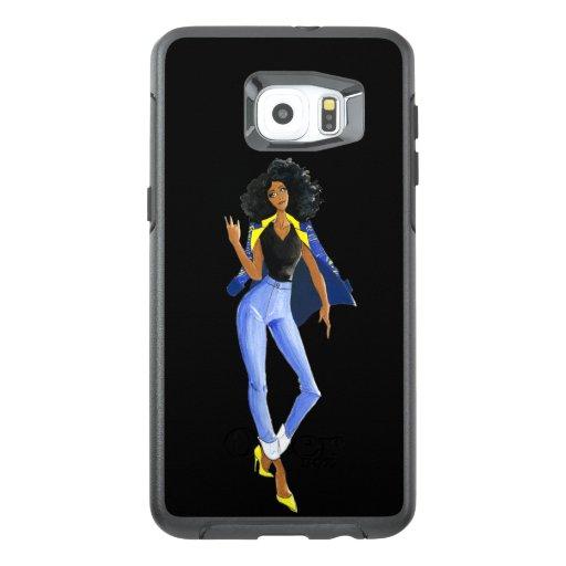 """Zazzle Sigma """"Dawn"""" OtterBox Samsung Galaxy S6 Edge Plus"""