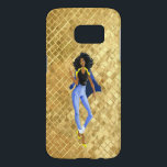 "Sigma &quot;Dawn&quot; Samsung PhoneCase Samsung Galaxy S7 Case<br><div class=""desc"">Say hello to Dawn,  our signature Sigma Woman! She was designed especially for us,  to show the world just how we SLAY.</div>"