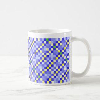 Sigma Function Mug - Blue and Gold