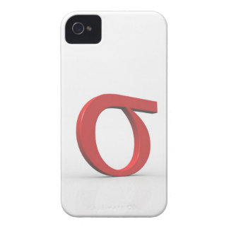 Sigma Case-Mate iPhone 4 Cárcasas
