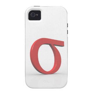 Sigma Vibe iPhone 4 Funda