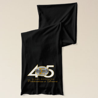 Sigma Gamma Nu 45th Anniversary Official Scarf