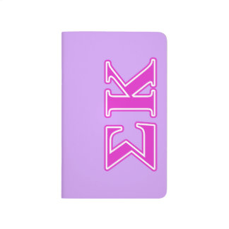 Sigma Kappa Pink Letters Journals