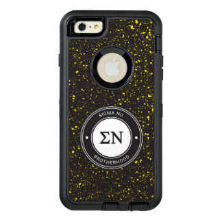 Sigma Nu | Badge OtterBox Defender iPhone Case