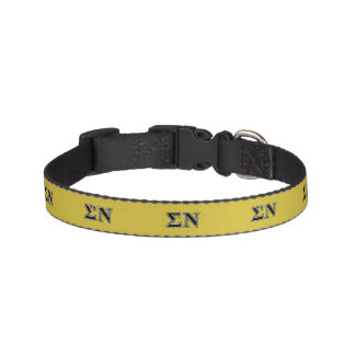 Sigma Nu Black Dog Collars