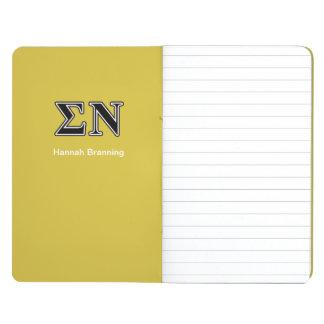 Sigma Nu Black Journals