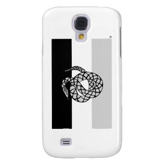 Sigma Nu Flag Gray Galaxy S4 Cases