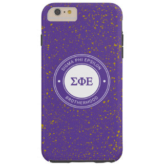 Sigma Phi Epsilon | Badge Tough iPhone 6 Plus Case
