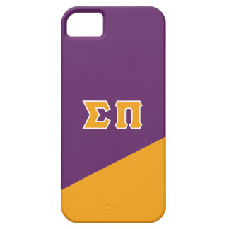 Sigma Pi | Greek Letters iPhone SE/5/5s Case