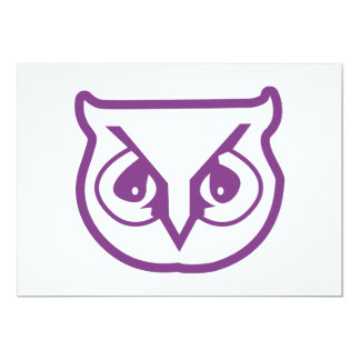 Sigma Pi Owl Color Card