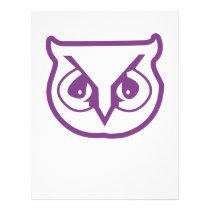 Sigma Pi Owl Color Flyer