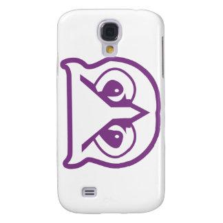 Sigma Pi Owl Color Samsung Galaxy S4 Case