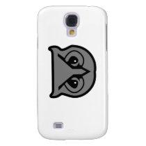 Sigma Pi Owl Gray Samsung S4 Case