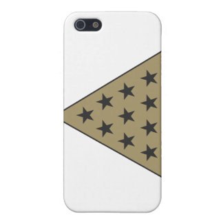 Sigma Pi Pyramid Gold Case For iPhone SE/5/5s