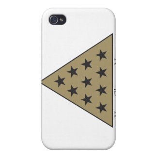 Sigma Pi Pyramid Gold Covers For iPhone 4